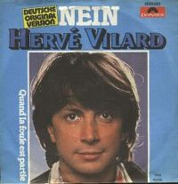 Cover Hervé Vilard - Nein