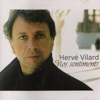 Cover Hervé Vilard - Nos sentiments
