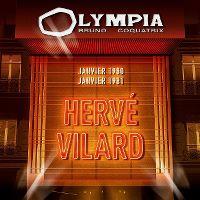 Cover Hervé Vilard - Olympia Bruno Coquatrix - Janvier 1980 Janvier 1981