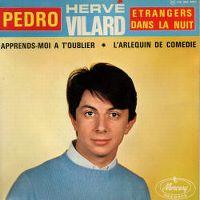 Cover Hervé Vilard - Pedro