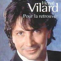 Cover Hervé Vilard - Pour la retrouver