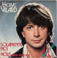Cover Hervé Vilard - Solamente noi