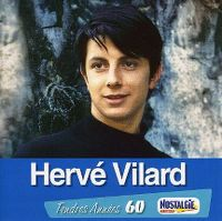 Cover Hervé Vilard - Tendres années 60
