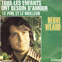 Cover Hervé Vilard - Tous les enfants ont besoin d'amour