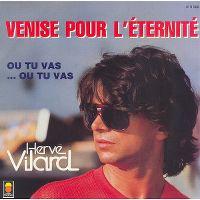 Cover Hervé Vilard - Venise pour l'éternité
