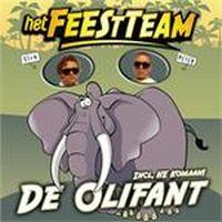 Cover Het Feestteam - De olifant