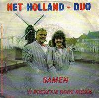 Cover Het Holland Duo - Samen