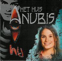 Cover Het huis Anubis - Hij