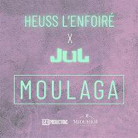 Cover Heuss L'Enfoiré x Jul - Moulaga