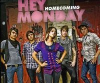 Cover Hey Monday - Homecoming