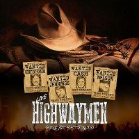 Cover Highwaymen - Live
