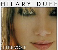 Cover Hilary Duff - Little Voice