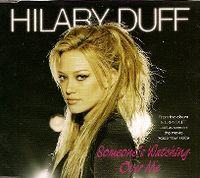 Cover Hilary Duff - Someone's Watching Over Me