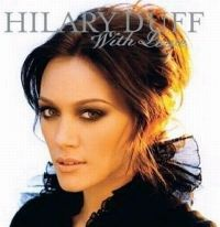 Cover Hilary Duff - With Love
