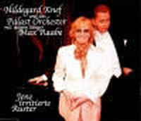 Cover Hildegard Knef & Max Raabe & Das Palast Orchester - Jene irritierte Auster