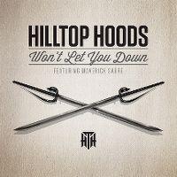 Cover Hilltop Hoods feat. Maverick Sabre - Won't Let You Down