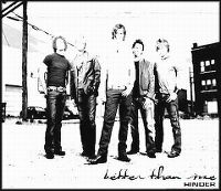 Cover Hinder - Better Than Me