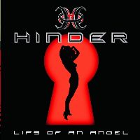 Cover Hinder - Lips Of An Angel