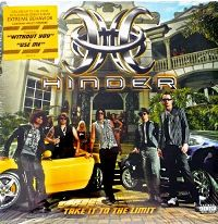 Cover Hinder - Take It To The Limit