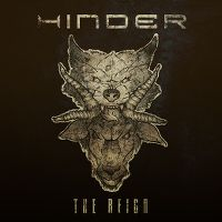 Cover Hinder - The Reign