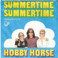 Cover Hobby Horse - Summertime Summertime