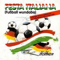 Cover Höhner - Festa Italiana (Fußball wundaba)