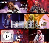 Cover Höhner - Höhner 4.0 - Live und in Farbe