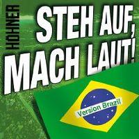 Cover Höhner - Steh auf, mach laut!