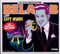 Cover Hörbuch / Bela B. - Maarten Heulemans: Exit mundi
