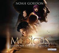 Cover Hörbuch / Christian Brückner - Noah Gordon: Der Medicus