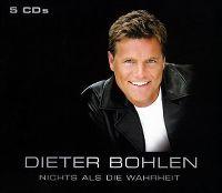 Cover Hörbuch / Dieter Bohlen - Nichts als die Wahrheit