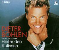 Cover Hörbuch / Dieter Bohlen mit Katja Kessler - Hinter den Kulissen