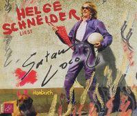 Cover Hörbuch / Helge Schneider - Satan loco