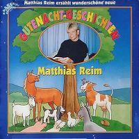 Cover Hörbuch / Matthias Reim - Gutenacht-Geschichten