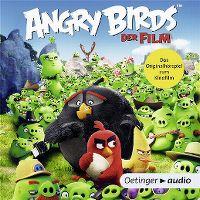 Cover Hörspiel - Angry Birds - Der Film