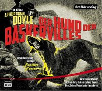 Cover Hörspiel - Arthur Conan Doyle: Der Hund von Baskerville