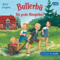 Cover Hörspiel - Astrid Lindgren: Bullerbü - die grosse Hörspielbox
