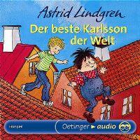 Cover Hörspiel - Astrid Lindgren: Der beste Karlsson der Welt