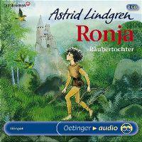 Cover Hörspiel - Astrid Lindgren: Ronja Räubertochter