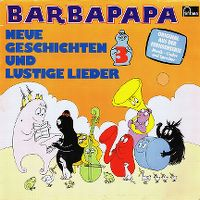 Cover Hörspiel - Barbapapa - Neue Geschichten und lustige Lieder 3