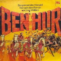 Cover Hörspiel - Ben Hur