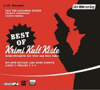 Cover Hörspiel - Best Of Krimi Kult Kiste