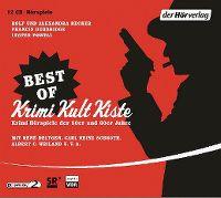 Cover Hörspiel - Best Of Krimi Kult Kiste