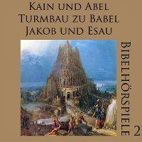 Cover Hörspiel - Bibelhörspiele 2
