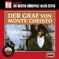 Cover Hörspiel - Bild präsentiert: Die besten Hörspiele aller Zeiten / 02. Der Graf von Monte Christo