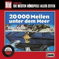 Cover Hörspiel - Bild präsentiert: Die besten Hörspiele aller Zeiten / 05. 20000 Meilen unter dem Meer