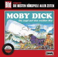 Cover Hörspiel - Bild präsentiert: Die besten Hörspiele aller Zeiten / 07. Moby Dick