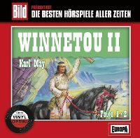 Cover Hörspiel - Bild präsentiert: Die besten Hörspiele aller Zeiten / 09. Winnetou II, Folge 1+2