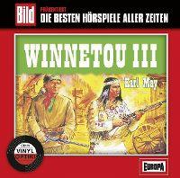 Cover Hörspiel - Bild präsentiert: Die besten Hörspiele aller Zeiten / 10. Winnetou III