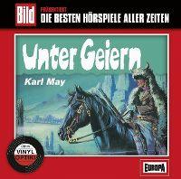 Cover Hörspiel - Bild präsentiert: Die besten Hörspiele aller Zeiten / 11. Unter Geiern